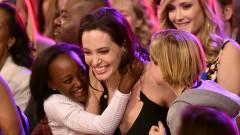 Децата на Анджелина Джоли не искат да са като нея