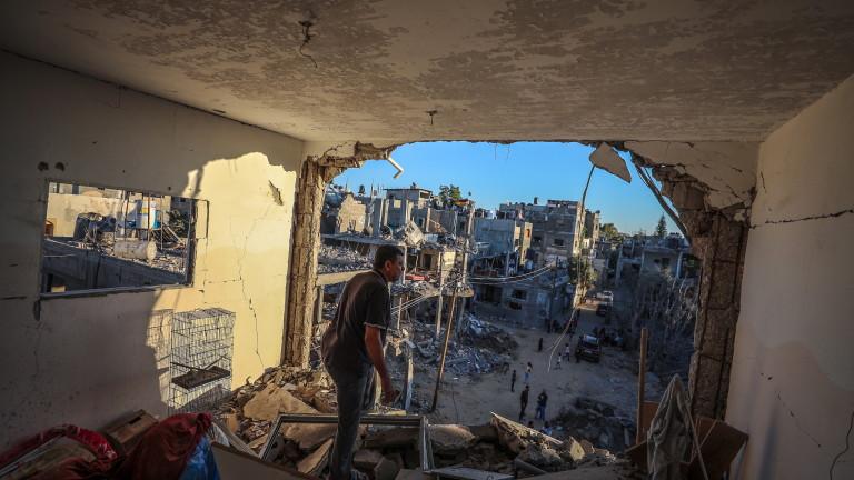 Двусмислената позиция на САЩ по отношение на конфликта в Близкия