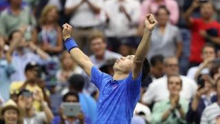Нишикори спря Мъри на US Open