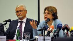 Банкери, юристи, полицаи и артисти подкрепят Татяна Дончева