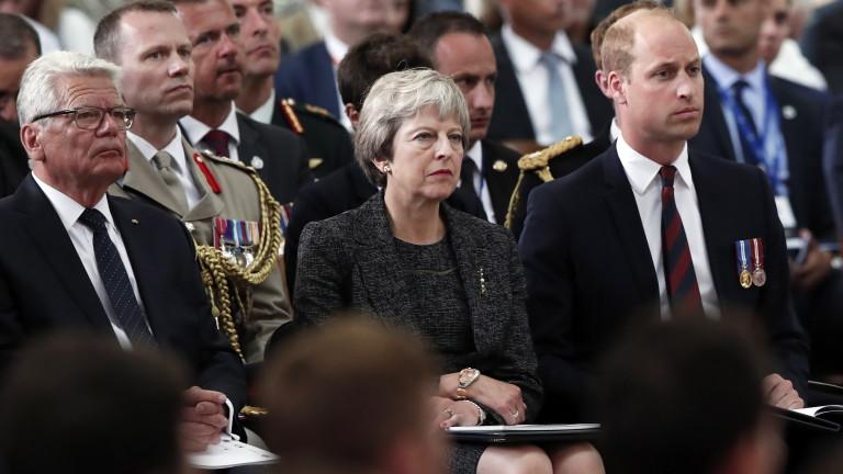 Тереза Мей обмисля Брекзит без споразумение