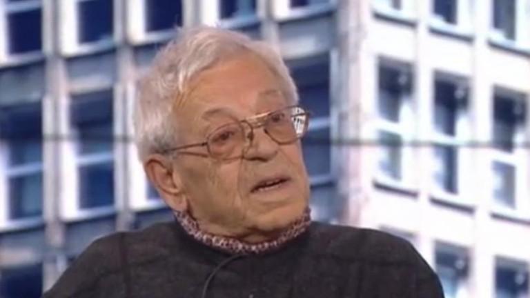 Почина актьорът Вели Чаушев