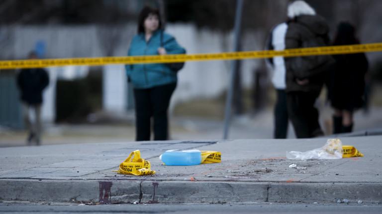 Съдът в канадския град Торонто постанови заподозряниятАлек Минасян за нападението