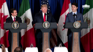САЩ, Мексико и Канада се подписаха под НАФТА 2