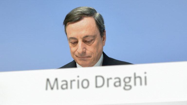 Снимка: Кой ще поеме поста на Марио Драги?