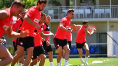 """Милик """"гори"""" за следващите два мача на Полша"""