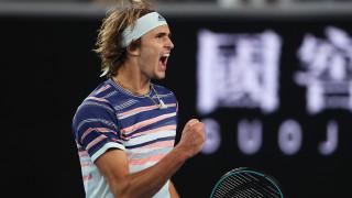 Александър Зверев продължава без проблеми на Australian Open