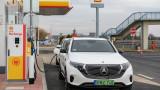 Shell отваря 50 000 зарядни станции на Острова за 4 години