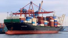 Иран обяви: Контейнеровоз е повреден при терористична атака в Средиземно море