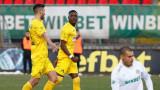 Левски победи Ботев (Враца) с 3:1 като гост