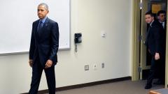 И Обама получи плик с бял прах