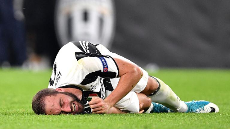Звездата на Ювентус и един от най-добрите нападатели във футбола