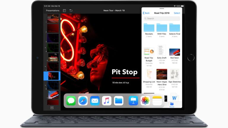 Снимка: Apple показа два обновени таблета с поддръжка на Pencil