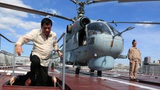 Дутерте нареди на силите за сигурност да стрелят по екстремисти във Филипините