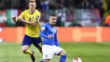 Италия без Марко Верати за реванша с Швеция