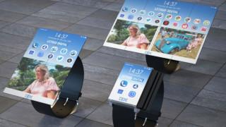 Часовник, смартфон и таблет в едно