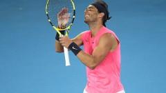 Надал все още е под въпрос за Australian Open