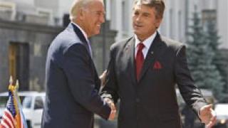 САЩ подкрепя Украйна за НАТО
