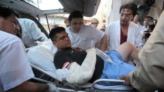 16 души загинаха при сблъсъци в Парагвай
