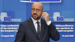 Отлагат срещата на ЕС заради коронавирус в екипа на Шарл Мишел