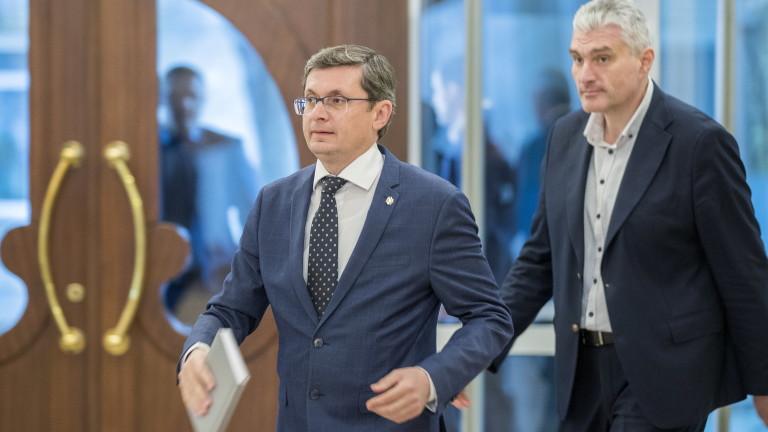 Игор Гросу номиниран за премиер на Молдова
