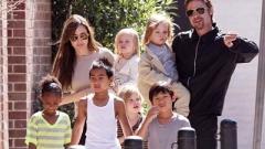 Анджелина Джоли и Брад Пит се разбраха за децата