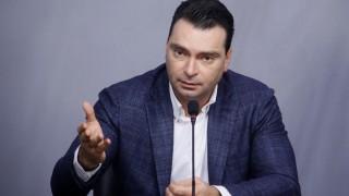 Поредна нулева година в борбата с мръсния въздух в София отчита Калоян Паргов