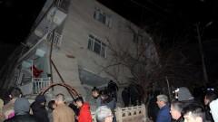 Земетресение от 6,8 по Рихтер удари Източна Турция