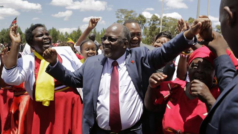 Президентът на Танзания Джон Магуфули е починал