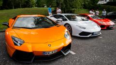 Колко са луксозните коли като Ferrari, Lamborghini и Bentley в България?