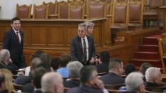 БСП потвърдила думите на Доган, че Борисов няма алтернатива според Йордан Цонев