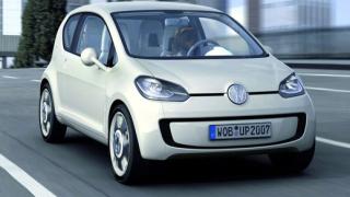VW разработва двуместен автомобил