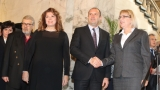 Румен Радев убеден, че няма политическа криза в България