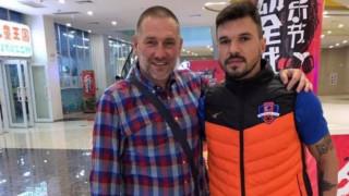 Успя ли да си уреди трансфер Валери Божинов в Олимпиакос?