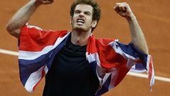 Анди Мъри бе избран за №1 във Великобритания