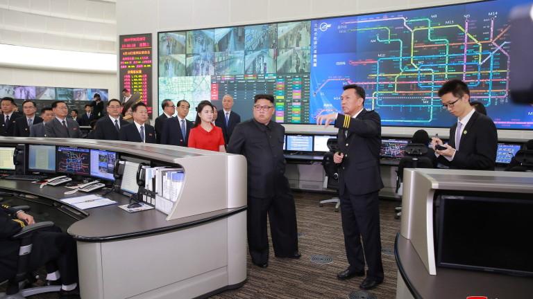 Китай се готви да облекчи санкциите срещу Северна Корея в