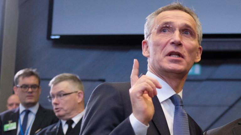 Столтенберг предупреди Косово, че създаването на армия пречи на влизането в НАТО