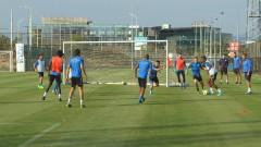 Хубчев обяви група от 20 футболисти за мача със Славия