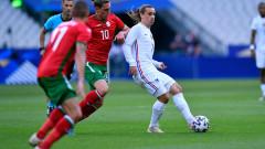 Франция - България 3:0 (Развой на срещата по минути)