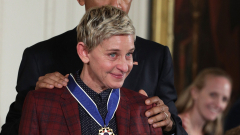 Водещата Елън Дедженеръс се разплака (СНИМКИ)
