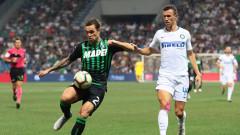Интер загуби гостуването си на Сасуоло с 0:1