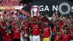 Бенфика за 35-и път с титлата в Португалия