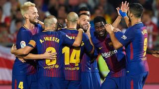 6 от 6 за Барселона в Ла Лига (ВИДЕО)