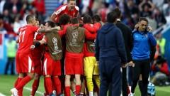 Феновете на Сърбия намериха нещо положително дори в загубата от Швейцария