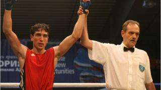 Борис Георгиев - боксьор №1 на България за 2006 година