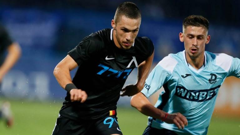 Станислав Иванов получи наградата за играч на десетия кръг в