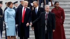 Тръмп предприе първите ходове