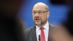 Мартин Шулц се зарече да защитава демокрацията в опозиция