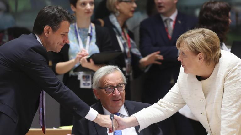 Лидерите на страните членки на Европейския съюз заклеймиха опитите за
