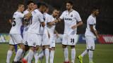 Славия победи Етър с 1:0 в първи плейофен двубой за седмото място в Първа лига
